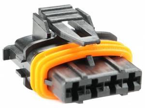 Misc Connectors - 4 Cavities - Connector Experts - Normal Order - MAP Sensor