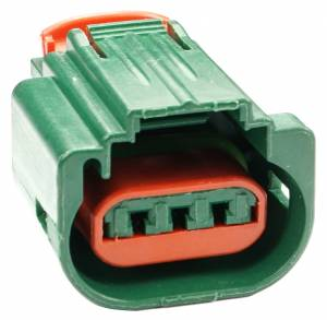 Connectors - 3 Cavities - Connector Experts - Normal Order - CE3034