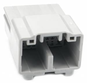 Connectors - 18 Cavities - Connector Experts - Special Order 100 - CET1825M