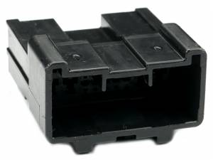 Connectors - 18 Cavities - Connector Experts - Normal Order - CET1811M