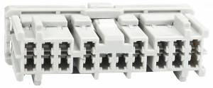 Connectors - 18 Cavities - Connector Experts - Special Order 100 - CET1829