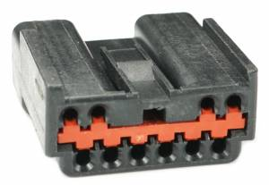 Connectors - 10 Cavities - Connector Experts - Special Order 100 - CET1077BK