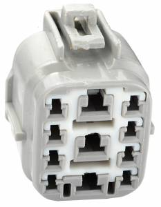 Connectors - 11 Cavities - Connector Experts - Normal Order - CET1107F