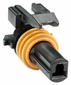 Connectors - 1 Cavity - Connector Experts - Normal Order - CE1010F