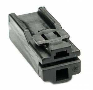Connectors - 1 Cavity - Connector Experts - Normal Order - CE1012