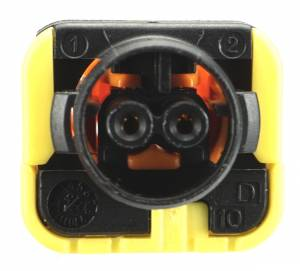 Connector Experts - Special Order 100 - Side Air Bag Module - Front - Image 4