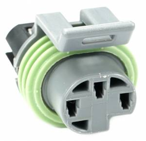Connectors - 3 Cavities - Connector Experts - Normal Order - CE3064