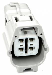 Misc Connectors - 4 Cavities - Connector Experts - Normal Order - Hybrid Vehicle Transaxle