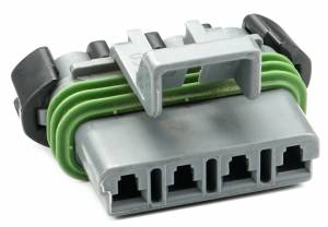 Connectors - 4 Cavities - Connector Experts - Normal Order - CE4042F
