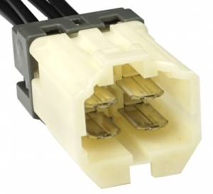 Connectors - 4 Cavities - Connector Experts - Normal Order - CE4018