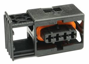 Connectors - 4 Cavities - Connector Experts - Normal Order - CE4035