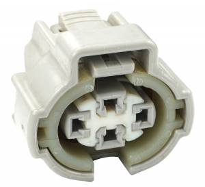 Connectors - 4 Cavities - Connector Experts - Normal Order - CE4058