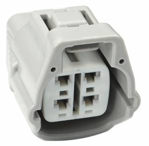 Misc Connectors - 4 Cavities - Connector Experts - Normal Order - Headlight - High, Side Marker, Turn Signal