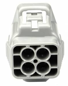 Connector Experts - Normal Order - Headlight - High, Side Marker, Turn Signal - Image 4