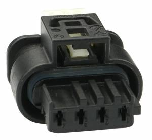 Misc Connectors - 4 Cavities - Connector Experts - Normal Order - Daytime Running Light - Front