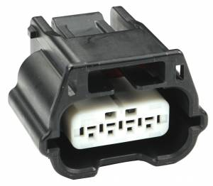 Misc Connectors - 4 Cavities - Connector Experts - Normal Order - Headlight - Leveling Motor