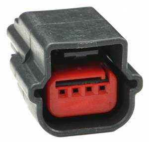 Misc Connectors - 4 Cavities - Connector Experts - Normal Order - Passive Anti-Theft Antenna