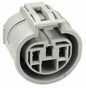Connectors - 3 Cavities - Connector Experts - Normal Order - CE3027