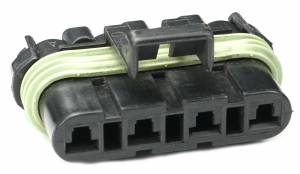 Connectors - 4 Cavities - Connector Experts - Normal Order - CE4068