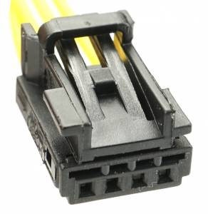 Connectors - 4 Cavities - Connector Experts - Normal Order - CE4074