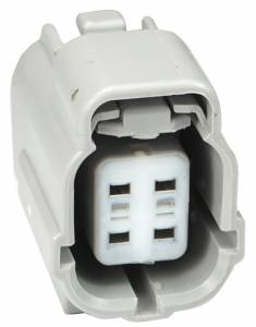Connectors - 4 Cavities - Connector Experts - Normal Order - CE4076