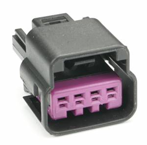 Connectors - 4 Cavities - Connector Experts - Normal Order - CE4039
