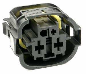 Misc Connectors - 4 Cavities - Connector Experts - Normal Order - Cooling Fan