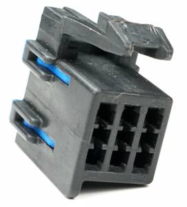 Connectors - 6 Cavities - Connector Experts - Normal Order - CE6014