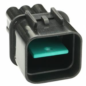 Misc Connectors - 6 Cavities - Connector Experts - Special Order 100 - Inline Junction Connector