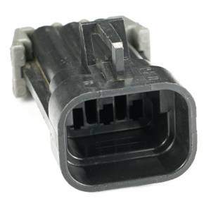 Connectors - 6 Cavities - Connector Experts - Normal Order - CE6011M