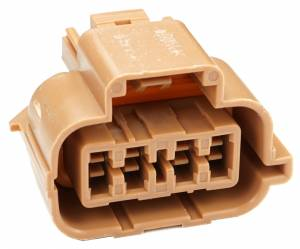 Connectors - 8 Cavities - Connector Experts - Normal Order - CE8000