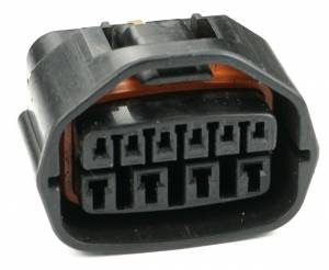 Connectors - 10 Cavities - Connector Experts - Normal Order - CET1006F