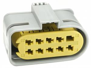 Connectors - 10 Cavities - Connector Experts - Normal Order - CET1016