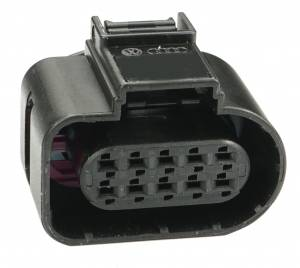 Connectors - 10 Cavities - Connector Experts - Normal Order - CET1017F