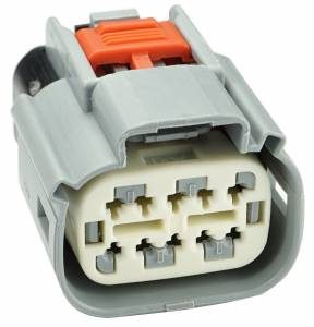 Connectors - 10 Cavities - Connector Experts - Normal Order - CET1019F