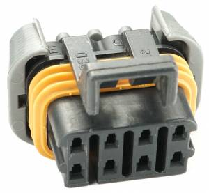 Connectors - 8 Cavities - Connector Experts - Normal Order - CE8016F