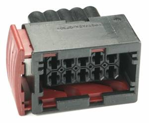 Connectors - 10 Cavities - Connector Experts - Normal Order - CET1011F
