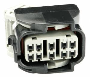 Connectors - 10 Cavities - Connector Experts - Special Order 100 - CET1012F