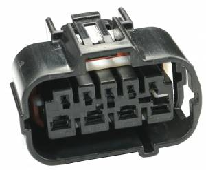 Connectors - 9 Cavities - Connector Experts - Normal Order - CE9001