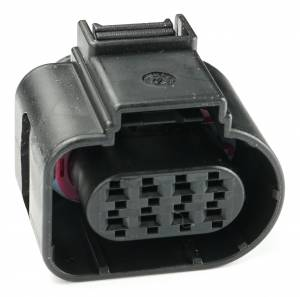 Misc Connectors - 8 Cavities - Connector Experts - Normal Order - Inline - To Rear Bumper Harness