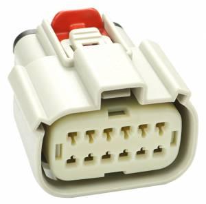 Connectors - 12 Cavities - Connector Experts - Normal Order - CET1217FS