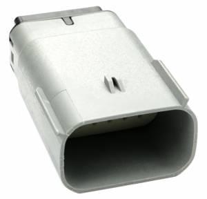 Connectors - 12 Cavities - Connector Experts - Normal Order - CET1223M