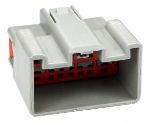 Connectors - 14 Cavities - Connector Experts - Special Order 100 - CET1443M