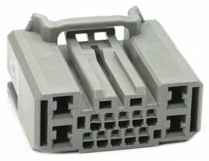 Connectors - 14 Cavities - Connector Experts - Normal Order - CET1460