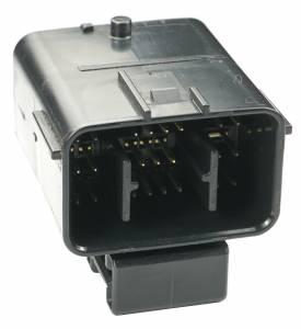 Connectors - 24 Cavities - Connector Experts - Normal Order - CET2454