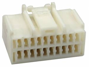 Connectors - 20 Cavities - Connector Experts - Special Order 100 - CET2056