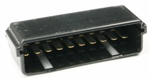 Connectors - 20 Cavities - Connector Experts - Normal Order - CET2024MBK