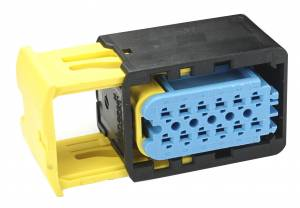 Connectors - 12 Cavities - Connector Experts - Special Order 100 - CET1215BU