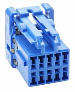 Connectors - 10 Cavities - Connector Experts - Normal Order - CET1073B