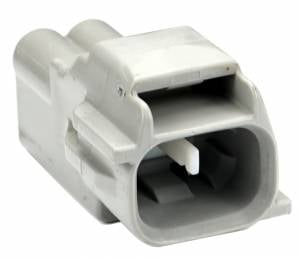 Connectors - 2 Cavities - Connector Experts - Normal Order - CE2029M